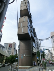 静岡新聞社ビル1 銀座散策9