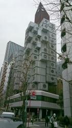 中銀ビル1 銀座散策10
