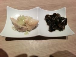 前菜2種盛り 日本橋高島屋ディンタイフォン記事