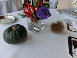 テーブル2 サンス・エ・サヴール再訪
