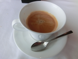 コーヒー サンス・エ・サヴール再訪