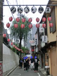 渋谷のんべい横丁 ゼームス坂散策2