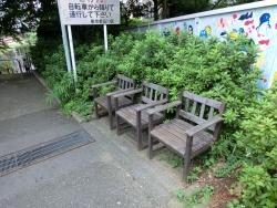 旧大井町変電所5 ゼームス坂散策2