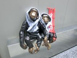 お猿さん2 魚勝記事
