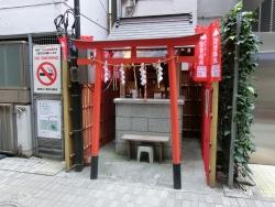 宝童稲荷神社 魚勝記事