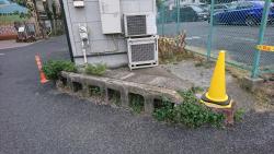 橋の欄干跡 港区白金台三田用水記事2