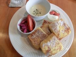 朝食プレート 木琴堂