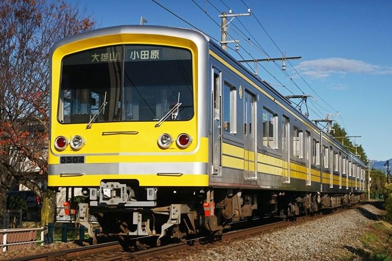2019年12月3日 井細田~緑町にて (2)