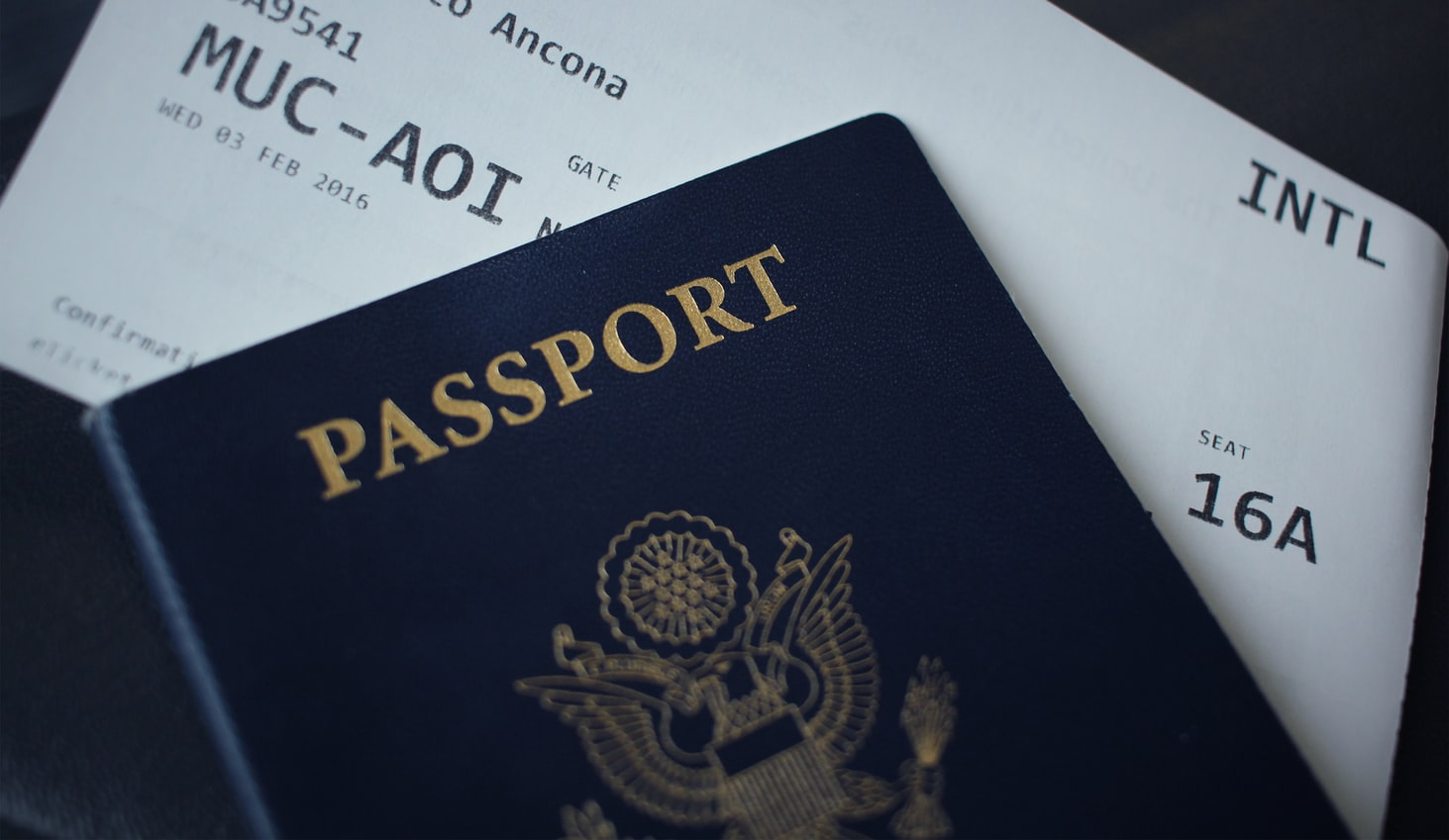 パスポート①