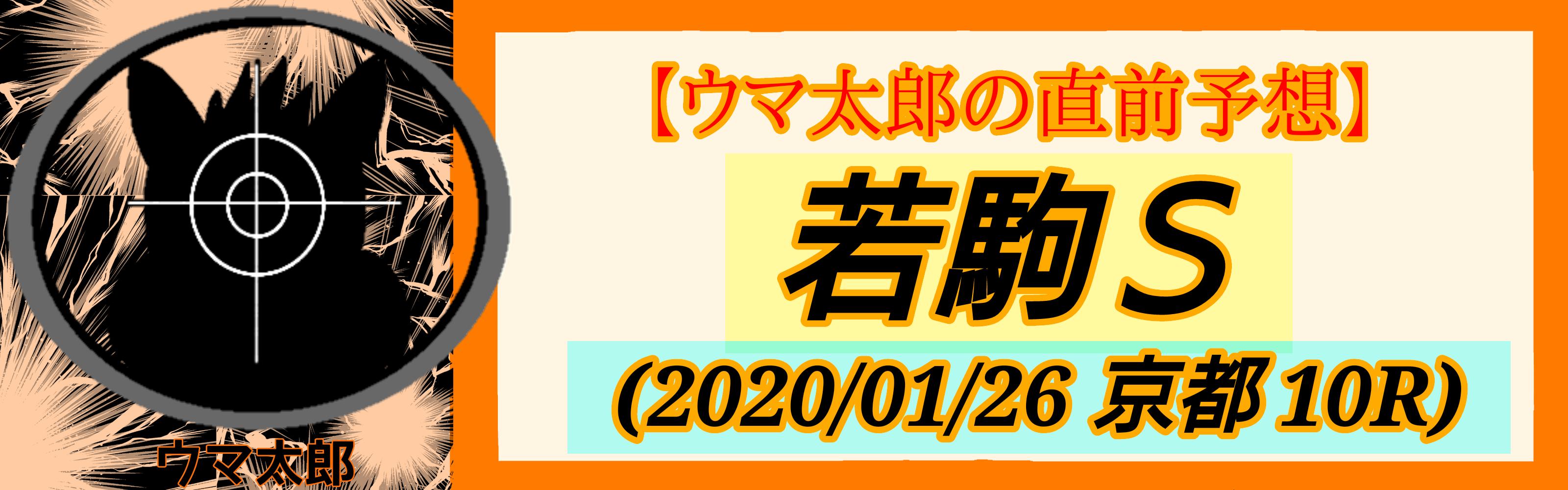 2020 若駒S