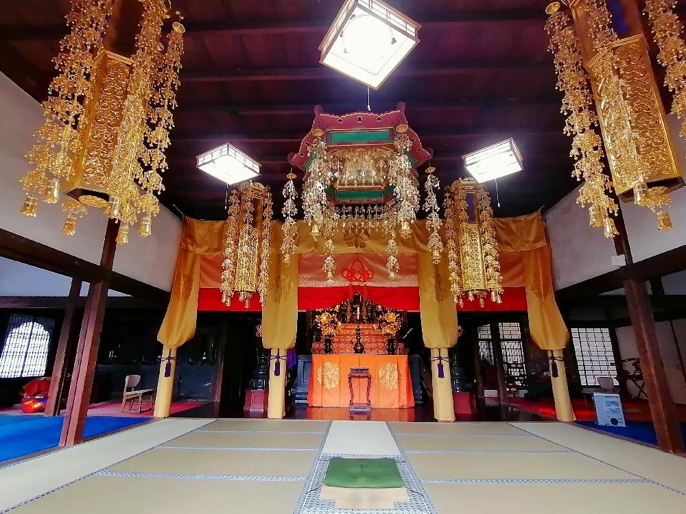 興聖寺の法堂