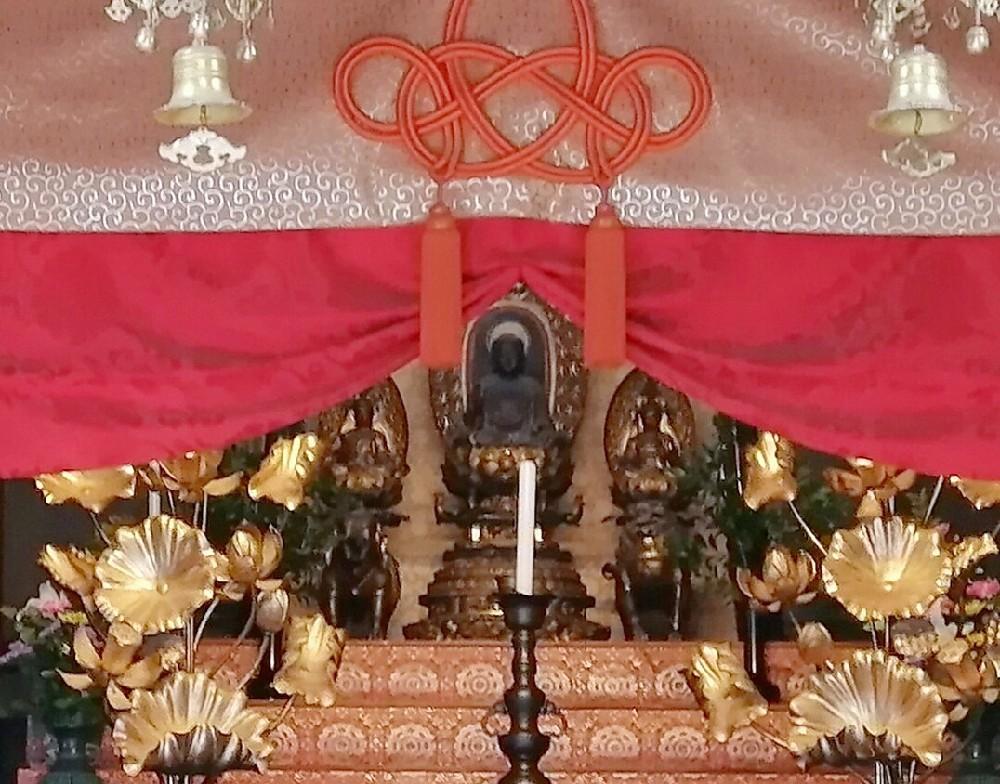 興聖寺のご本尊
