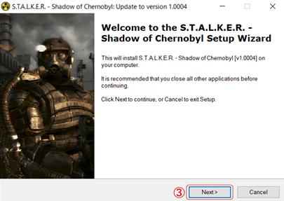 STALKR Shadow of Chernobyl日本語化8