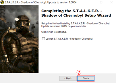 STALKR Shadow of Chernobyl日本語化12