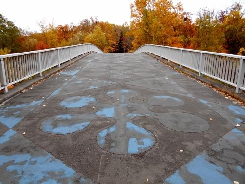 真駒内 中央橋 札幌オリンピックの跡