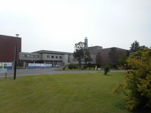 北海道立図書館 全景