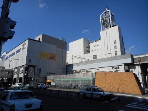 新札幌駅 duo-2側