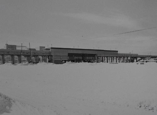 市公文書館所写真 新札幌駅1977年 現duo-1側