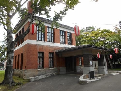 つきさっぷ郷土資料館 170814撮影