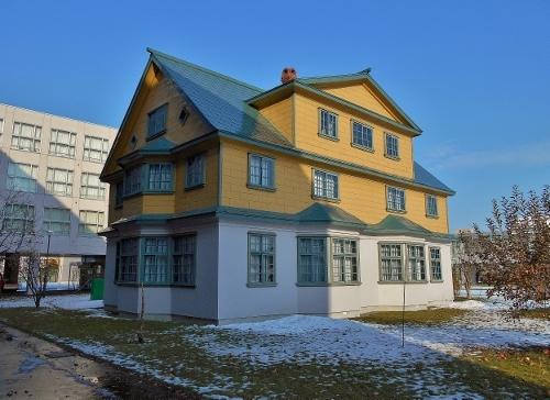 北星学園創立百年記念館