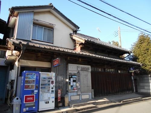 宇都宮 旧鎌倉街道沿い-1