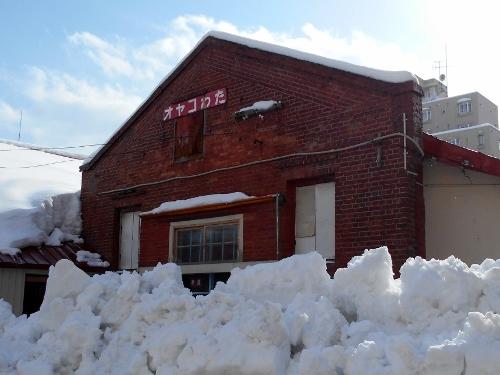 白崎繊維工業 旧工場 2020年2月