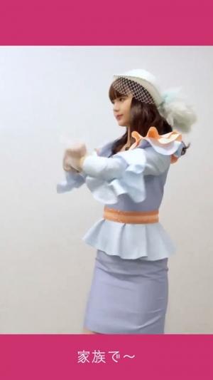 UQ三姉妹ダンス動画公開02