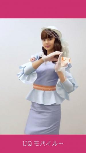 UQ三姉妹ダンス動画公開06