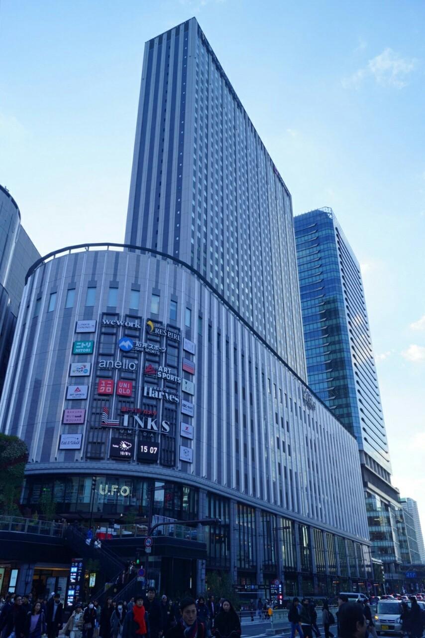 阪急 レスパイア ホテル
