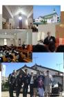 2019年3月 宮崎福音キリスト教会で奉仕と高森家