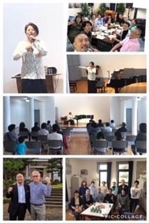 2019年9月 モア・恵利子コンサートin象潟町