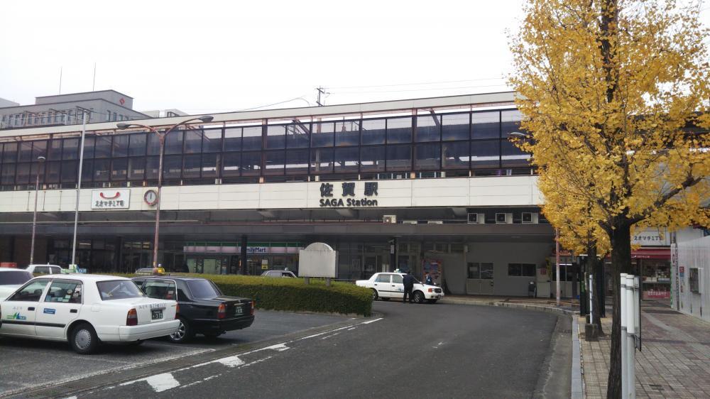 191122 佐賀駅