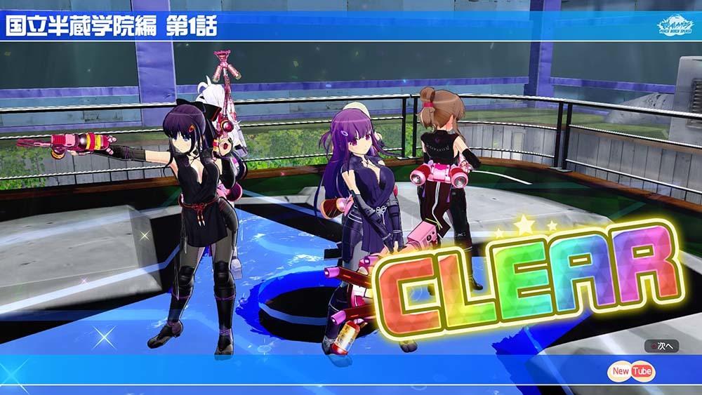 【閃乱カグラ】閃乱カグラPBS DLC感想