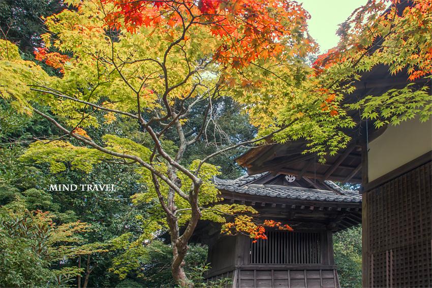 円成寺 鐘楼