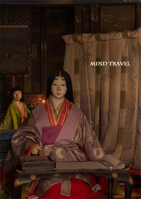 石山寺-紫式部像