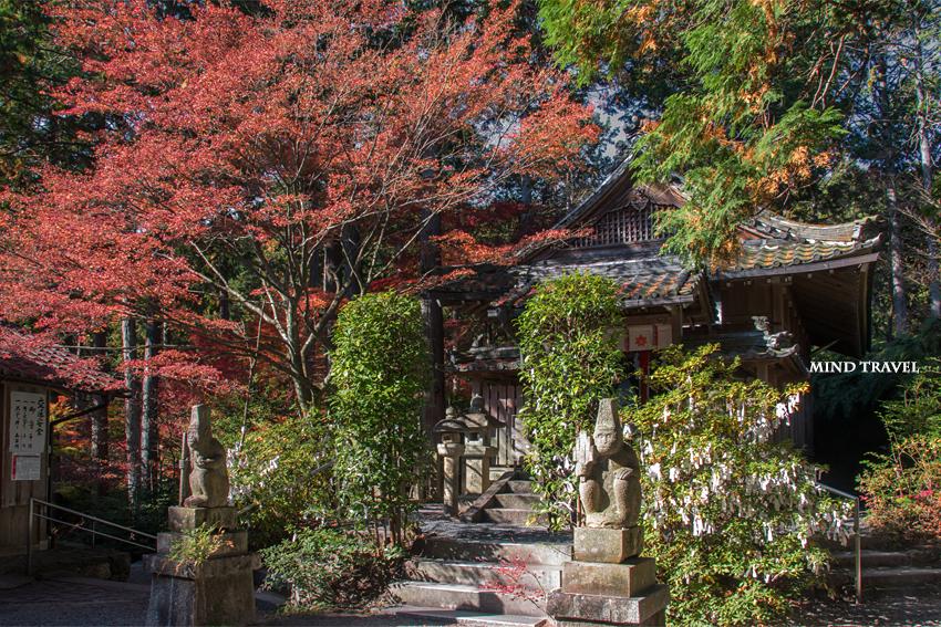 猿丸神社 拝殿