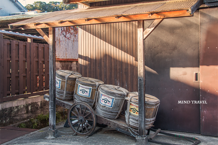 角長 醤油樽