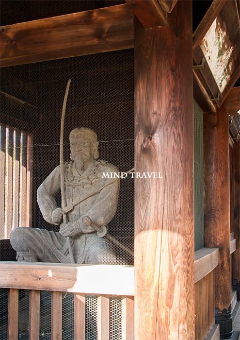 石切神社 絵馬殿 神像2