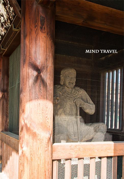 石切神社 絵馬殿 神像
