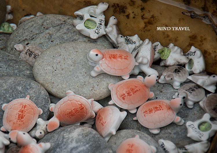 石切神社 亀