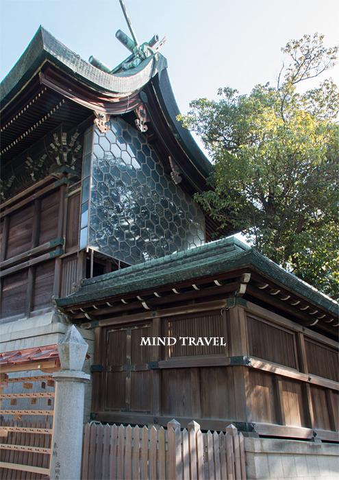 石切神社-本殿