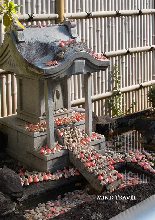 石切神社 亀2