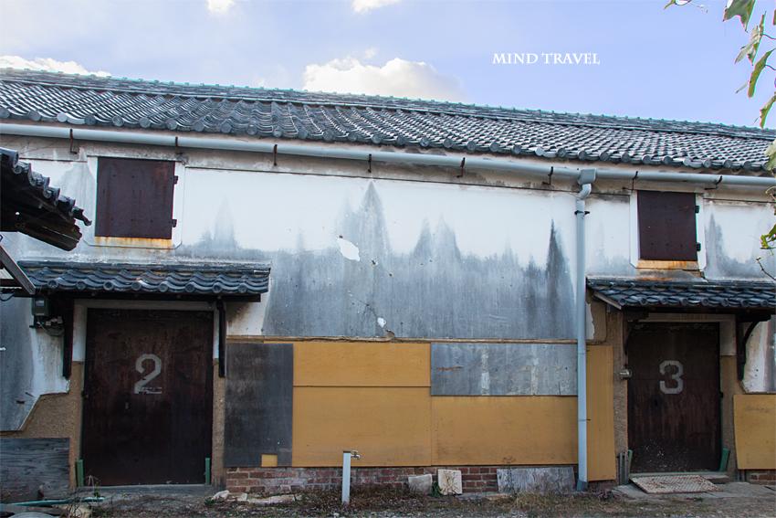 湯浅 白壁倉庫