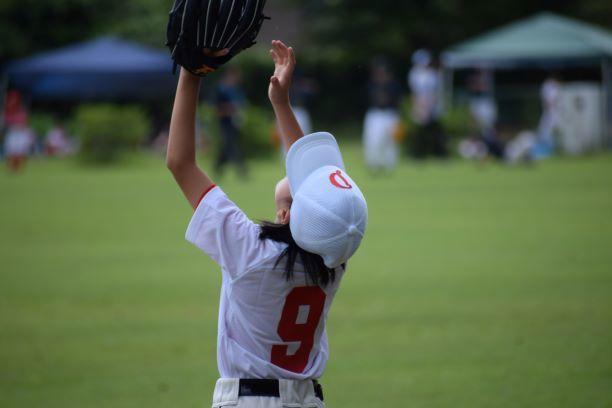 ソフトボール①