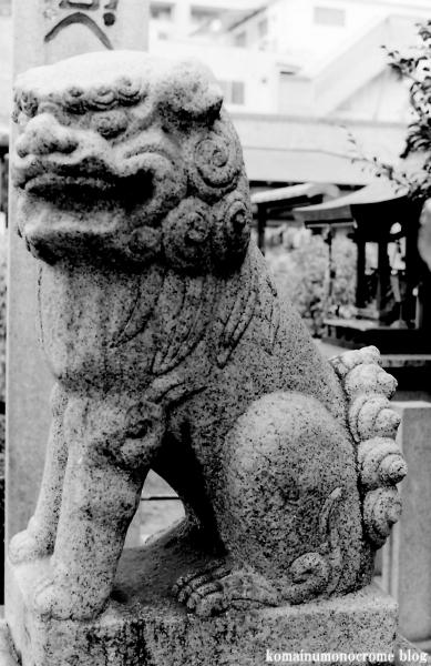 富島神社(大阪市北区中津)1