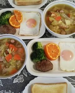 朝ご飯2.2.9