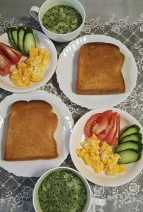 朝ご飯1.10.26