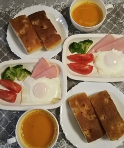 朝ご飯1.11.26