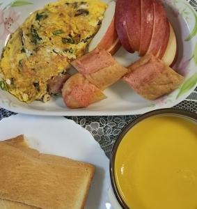 朝ご飯2.2.2
