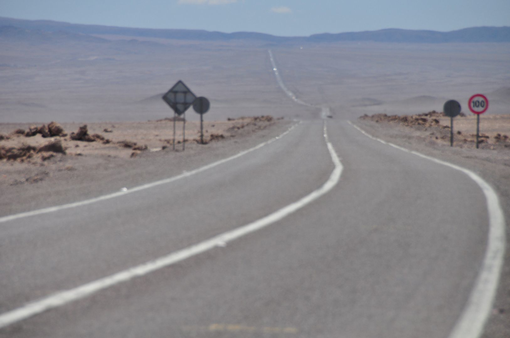 ruta del desiero